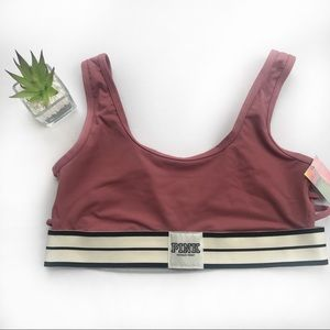 Victoria's Secret Pink | mauve ultimate sports bra